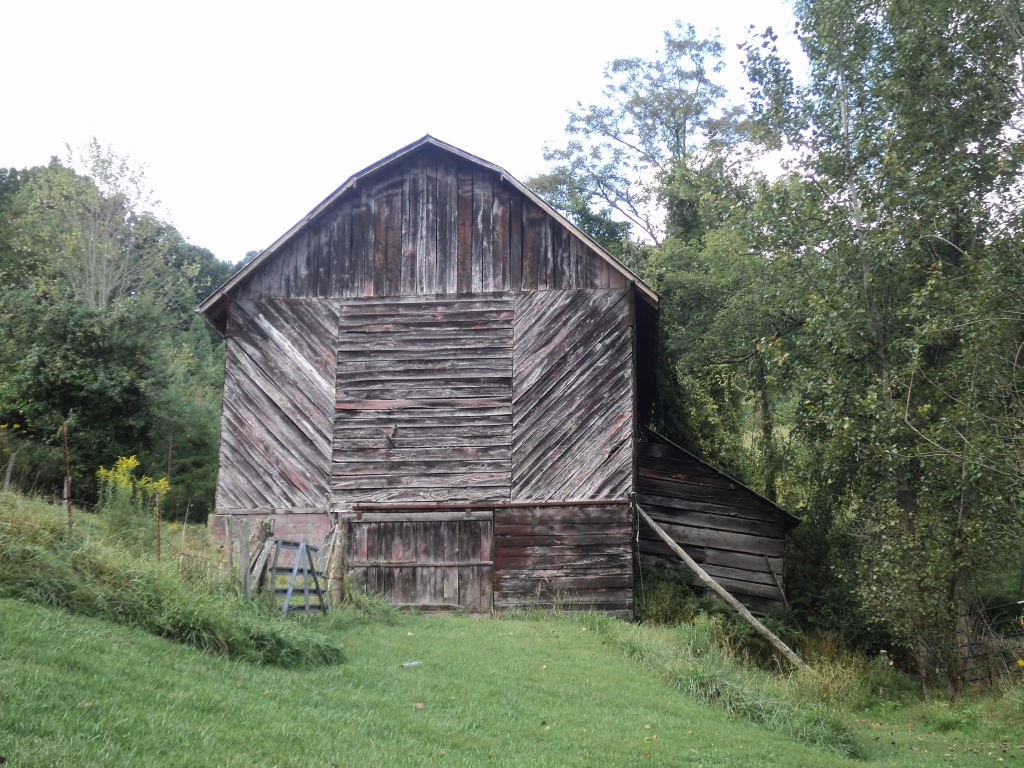 Mace Barn Madison County NC