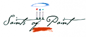 Saints of Paint logo